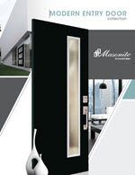 Masonite Modern Entry Door Collection