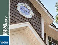 Mastic Discovery Authentic Shake and Shingle Siding
