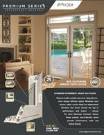 Ply Gem 960 Outswing Hinged Patio Door