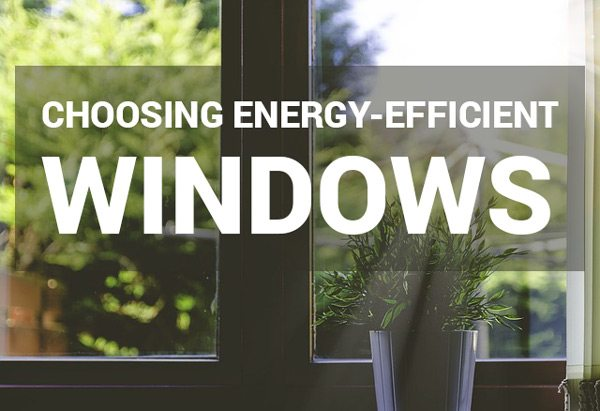 Energy saving windows important for the summer heat for Energy saving windows
