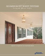 Alside Aluminum HT Soffit Systems