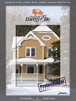 Alside Charter Oak Energy Elite Insulated Siding